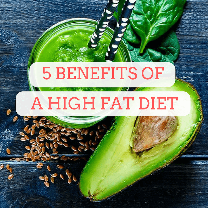 The Big Fat Truth: 5 Benefits of a High-Fat Diet