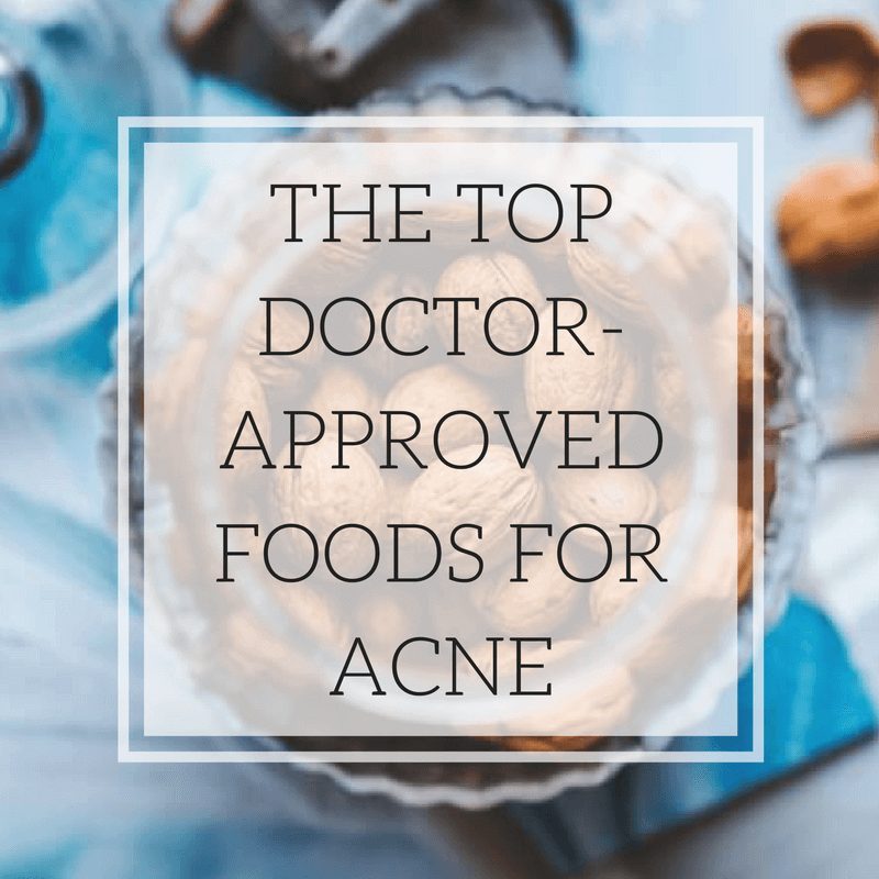 The 7 Best Acne-Fighting foods
