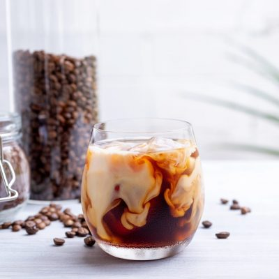 Coconut Cinnamon Cold Brew