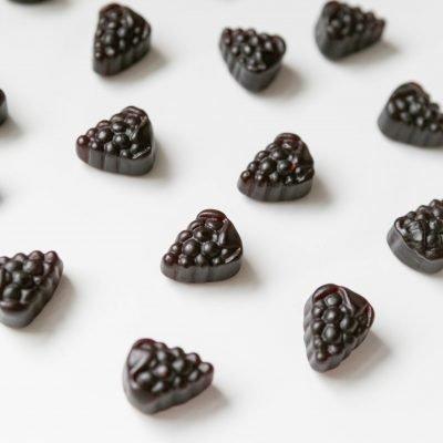 Wildcrafted Elderberry Gummies
