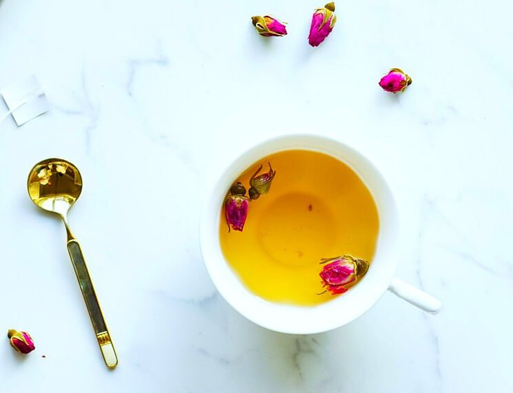 My Beaut-Tea Recipe for Glowing Skin