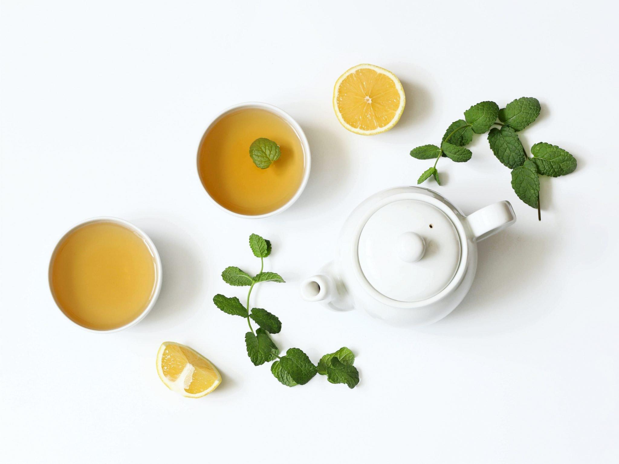 Fresh Herb Tea This Doctors Kitchen